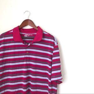 Nike Golf•Stripe Polo